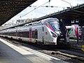 Avant d'un Coradia Liner en gare de Paris Est.jpg