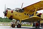 Avion à l'Aéroport de Sherbrooke (14545159384).jpg
