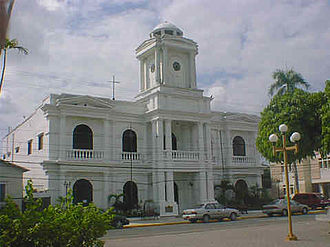 San Francisco de Macorís - City Hall of San Francisco de Macoris