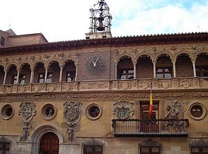 Ayuntamiento de Tarazona, Tarazona city council