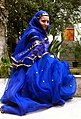 Azerbaijani girl in in national costume 4.JPG