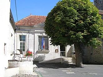 Bécheresse - Town hall