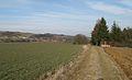 Běleč (Liteň), pohled od západu.jpg