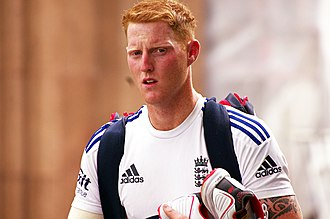 Sledging (cricket) - Image: BEN STOKES (11704837023)