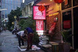 prostitusi di thailand - wikipedia bahasa indonesia