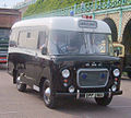BMC ambulance BPF 281H, 2005 HCVS London to Brighton run.jpg