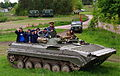 BMP-1, UAZ-469 and Bandvagn 206.jpg