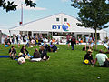 BT tent at Isle of Wight Festival 2008.jpg