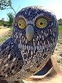 BURROWING OWL MOSAIC SCULPTURE, LEGACY PARK, MALIBU, CA. - panoramio.jpg