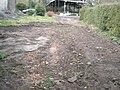 Back garden of Six Acres, 17 The Ridgeway, Rothley taken back around January 2008... - panoramio (1).jpg