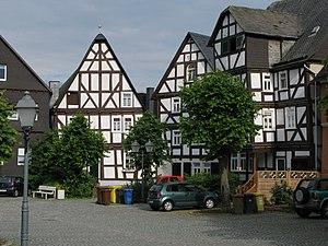 Bad Laasphe Kirchplatz