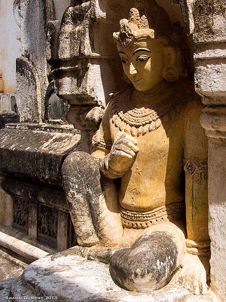 File:Bagan, Myanmar (10756995906).jpg