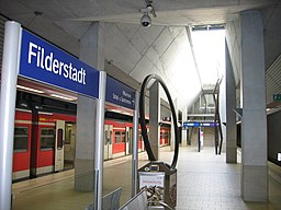 Bahnhof Filderstadt