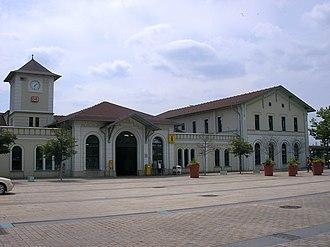 Nordhausen - Nordhausen station