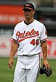 Baltimore Orioles starting pitcher Jeremy Guthrie (46) (5874071611).jpg