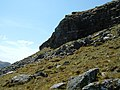 Band of crags, Beinn Udlaidh - geograph.org.uk - 1301876.jpg