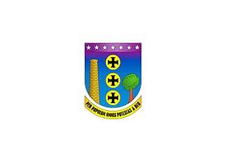 Contagem - Image: Bandeira Contagem