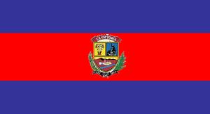 La Victoria, Aragua - Image: Bandera Jose Felix Ribas Aragua