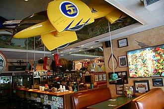 Buck's of Woodside - Bar at Buck's of Woodside
