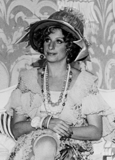 Barbra Streisand 1975 television special (cropped)