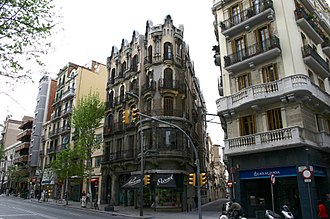 Sants - Streets of Sants.