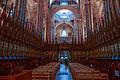 Barcelone - Cathédrale - Stalles.jpg