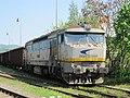 Bardejov, nádraží, vlak s lokomotivou 752.040.jpg