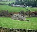 Barn above Low Faggergill - geograph.org.uk - 1578999.jpg