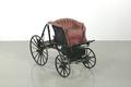 Barnvagn faetong, snett framifrån - Livrustkammaren - 48154.tif