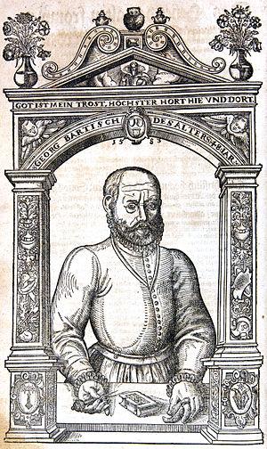 Königsbrück - Georg Bartisch (1583)