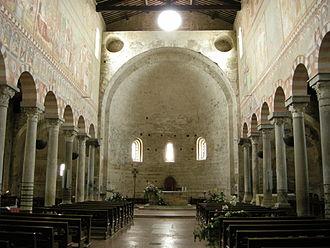 San Piero a Grado - Interior