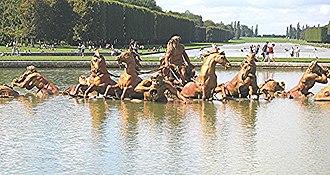 Jean-Baptiste Tuby - Fountain of Apollo, Versailles