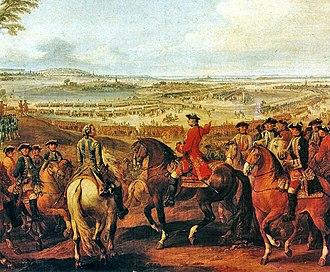 1747 in Austria - Battle of Lauffeldt