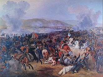 Santiago - Battle of Maipú, 1818