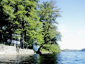 North Berwick, Maine - Bauneg Beg Lake