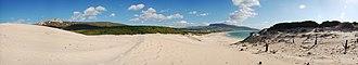 Bolonia, Spain - Image: Beach of Bolonia 011 panorama