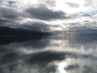 Beagle Channel - Image: Beagle Channel 2006