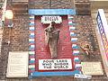 Beatle Street Memorial, Matthew Street, Liverpool, England.jpg