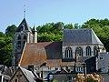 Beaumont-le-Roger (Eure, Fr) église Saint-Nicolas.JPG