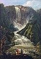 Beaux-Arts de Carcassonne - Cascade de Terni - Carlo Labruzzi 136x97 Joconde04400000402.jpg