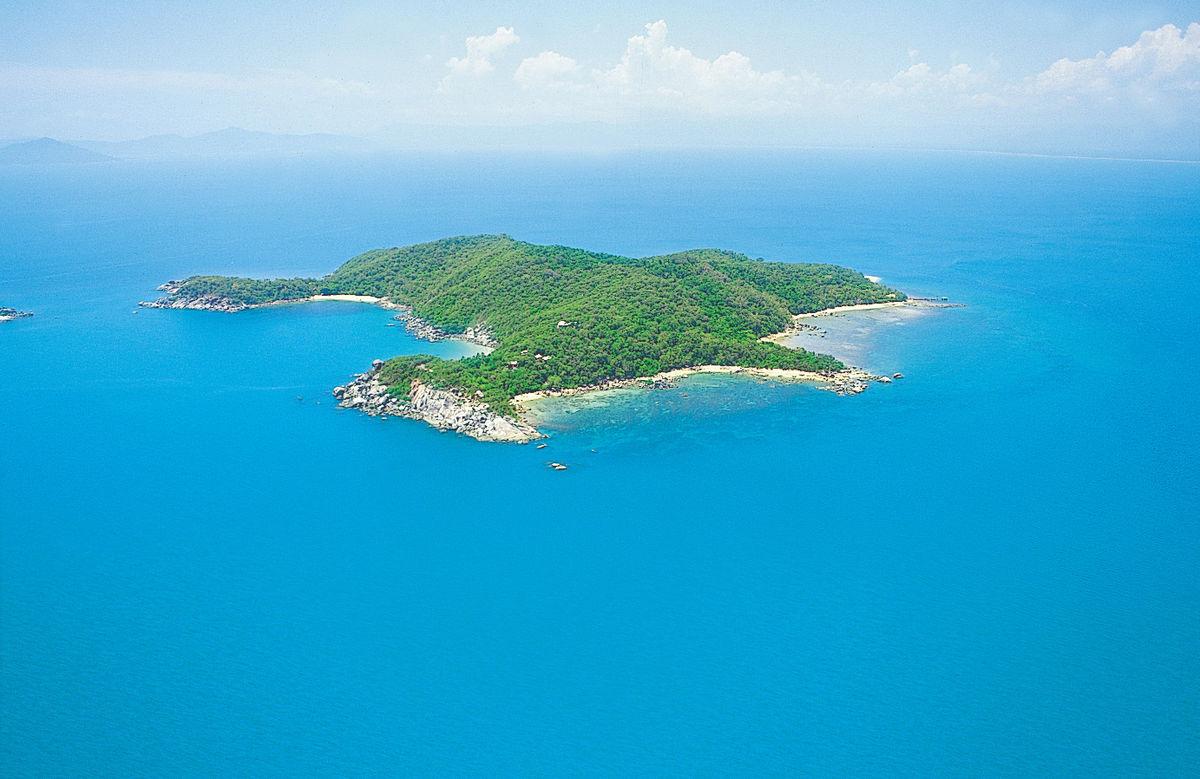 North Queensland Islands