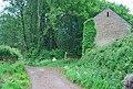 Beginning of bridleway, Stokenham. - geograph.org.uk - 824385.jpg