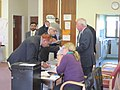 Behind the Scenes- Ovingdean Polling station (4624663684).jpg