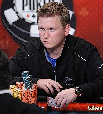 Ben Lamb - Ben Lamb (2011 World Series of Poker main event final table, November 2011)