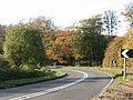 Bend on the A339 - geograph.org.uk - 73532.jpg