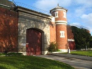 L'ancienne prison de Bendigo
