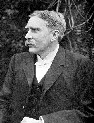 A. C. Benson - Arthur Christopher Benson.