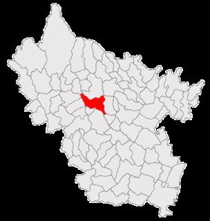 Berca Commune in Buzău, Romania