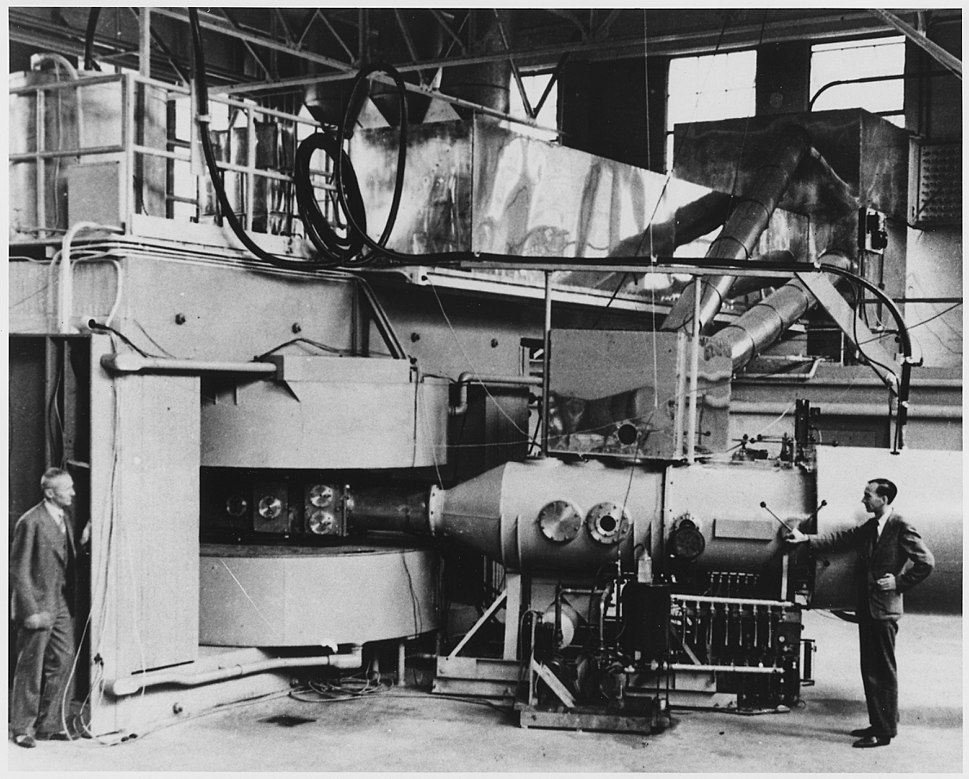 Berkeley 60-inch cyclotron