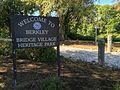 Berkley-Dighton Bridge Heritage Park sign.jpg